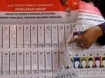 Contoh Alat Bantu Pemilih Tuna Netra