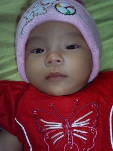 Fitri, Umur 3 bulan